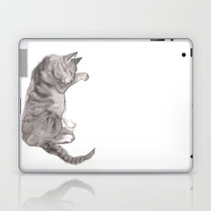 Tabby Cat Laptop & iPad Skin