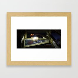 Murray Morgan Bridge Framed Art Print