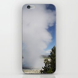 Cloud Of Steam and Water iPhone Skin
