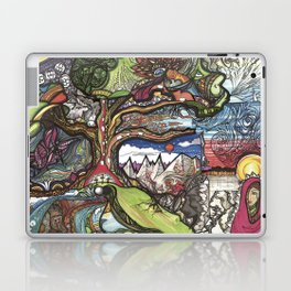 Resurrection Tree Laptop & iPad Skin