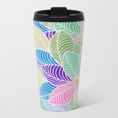 Leaf 21 Metal Travel Mug