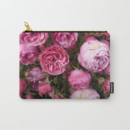 Victorian Roses Carry-All Pouch