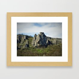 Special Place Framed Art Print
