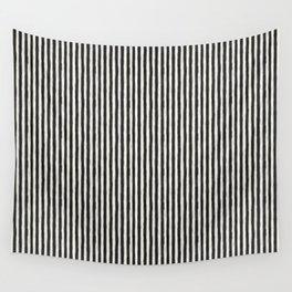 geo brush stripe vertical Wall Tapestry