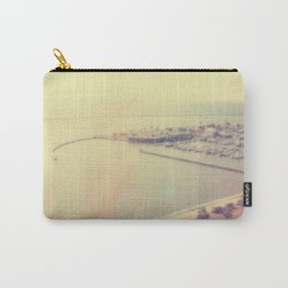 Marina In Morning Light Carry-All Pouch