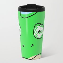 Green Monsta Travel Mug