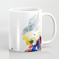 nordic Mugs featuring Nordic Star by Arian Noveir