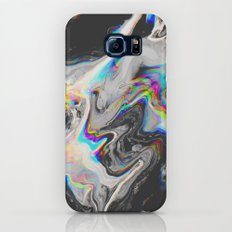 CONFUSION IN HER EYES THAT SAYS IT ALL Slim Case Galaxy S6