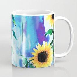 Sunflower Sky Coffee Mug