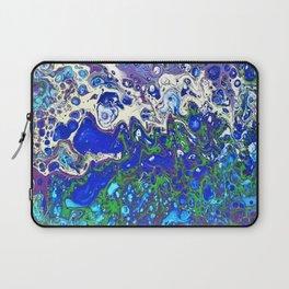 Blue Bubbles Laptop Sleeve