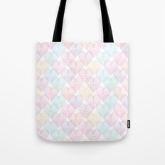 Patterns Of My Heart Tote Bag