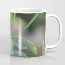 Pastel Columbine Afternoon Coffee Mug