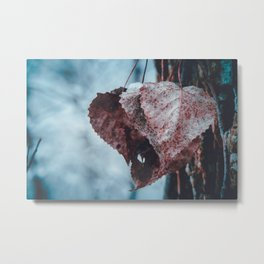 Cold Hearts Metal Print