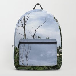 sunny day tropical Backpack