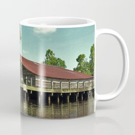 Historic River Warehouse Coffee Mug