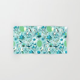 Finally Easter! [blue'n rose] Hand & Bath Towel