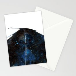 Galaxy Road Stationery Cards