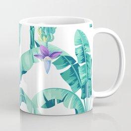 Banana leaf bloom Coffee Mug