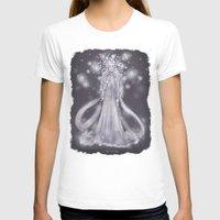 valar morghulis T-shirts featuring Varda, valar of light by AlyTheKitten