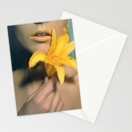 #2 Fowers Lips Stationery Cards