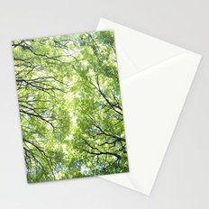 Green Maples Stationery Cards