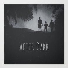 After Dark Canvas Print