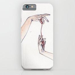 Fate iPhone Case
