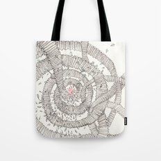 Santa is coming!!! Tote Bag