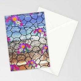 Beach Mosaic Stationery Cards