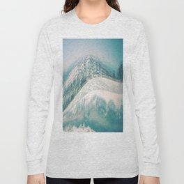 Blue mountains 555 Long Sleeve T-shirt