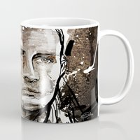 legolas Mugs featuring Legolas by Patrick Scullin