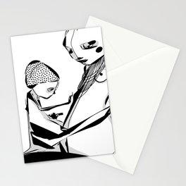 Devil is mine - Emilie R. Stationery Cards