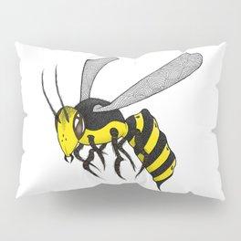 Yellow Jacket Pillow Sham