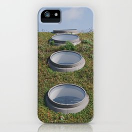 Science Rooftop iPhone Case