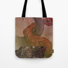 dragons de Cluny Tote Bag