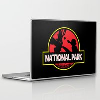 the national Laptop & iPad Skins featuring National Park by EnoLa