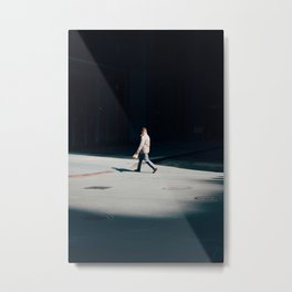 Art of The Stride  Metal Print