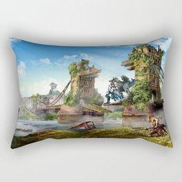 London [Horizon Zero Dawn] Rectangular Pillow