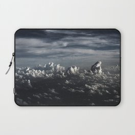 Clouds over the  Sea Laptop Sleeve