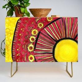 Sunflower Summer Credenza