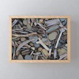 Drift Wood Framed Mini Art Print