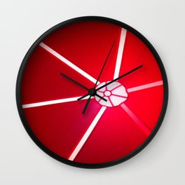 Architects of Eggleson Wall Clock