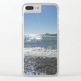 mi mex Clear iPhone Case