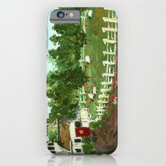 Ash Mill Farm iPhone & iPod Case