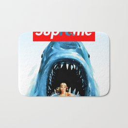 Supreme X Jaws Bath Mat