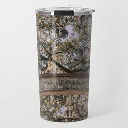 Wormsloe Historic Site - Savannah, Georgia Travel Mug