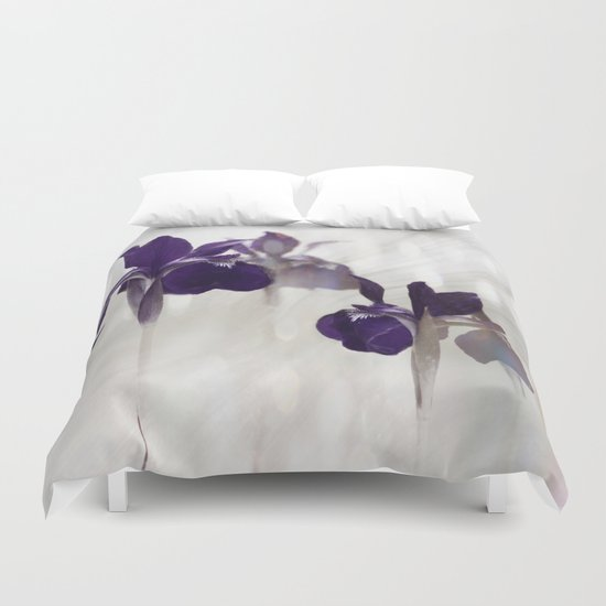 Diaphanous 2 Duvet Cover