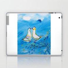 Two Pigeons Laptop & iPad Skin