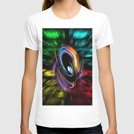 Abstract perfection 46 T-shirt