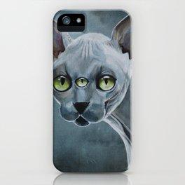 Samuel iPhone Case